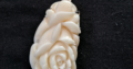 Hand carved Ivory Pendant