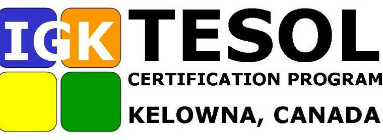 TESOL/TESL Certificate