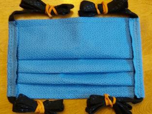 Halyard H600 Reuseable Mask Kit | Makes 6 masks | Beats Cotton!