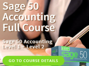 Sage 50 Accounting 2020 Online Courses – Get Started Today!