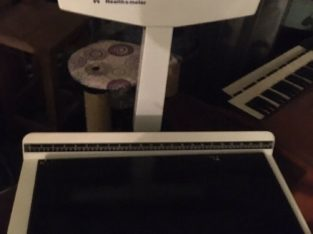 Health-o-meter 1522kl mechanical scale