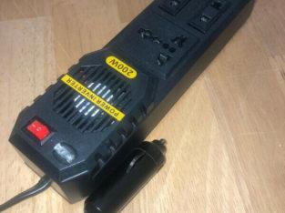 Car Plug Adapter Power Extension