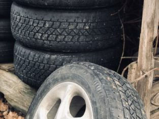 Tires&Rims Winter 205R16 off 1998 Pontiac Sunfire $100