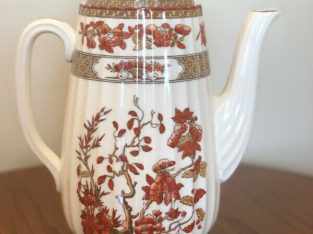 Copeland Spode Indian (India) Tree Coffee Pot c.1920-57