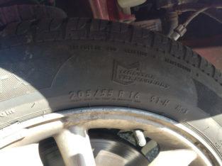 Mercedes Summer Tires/ Rims