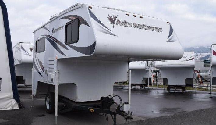 2017 Adventurer Camper – Truck Campers 86FB