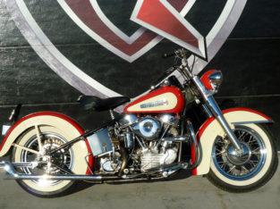1949 Harley Davidson FL Hydra Glide