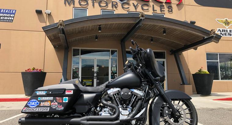 2013 Harley Davidson FLHX 143 Cu In