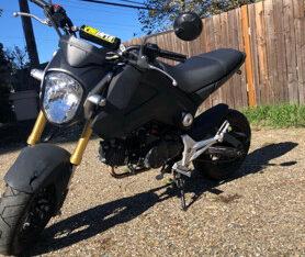 2014 Honda Grom (price reduced)