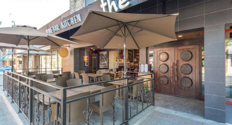 Established Wine Bar & Kitchen