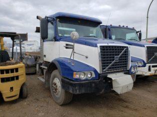 2001 volvo truck