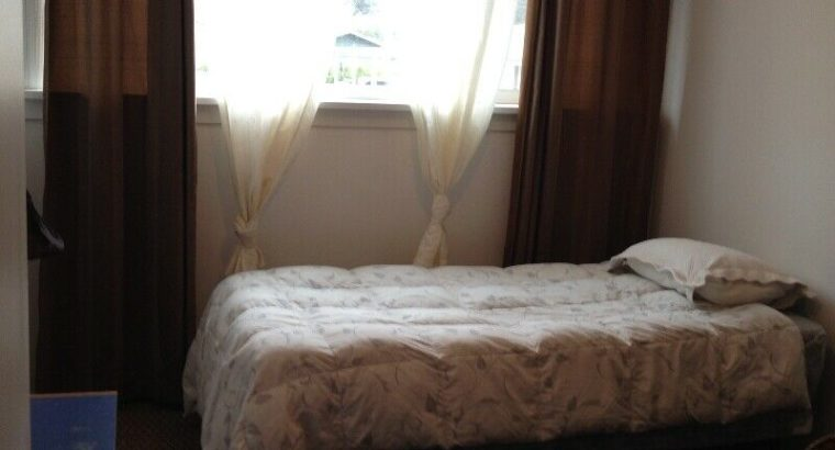 Furnished Room Available June 1