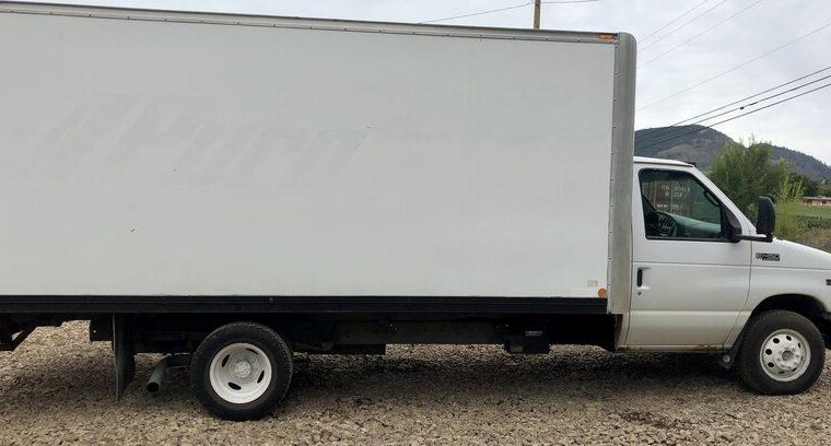 f450 moving truck 7.3l diesel