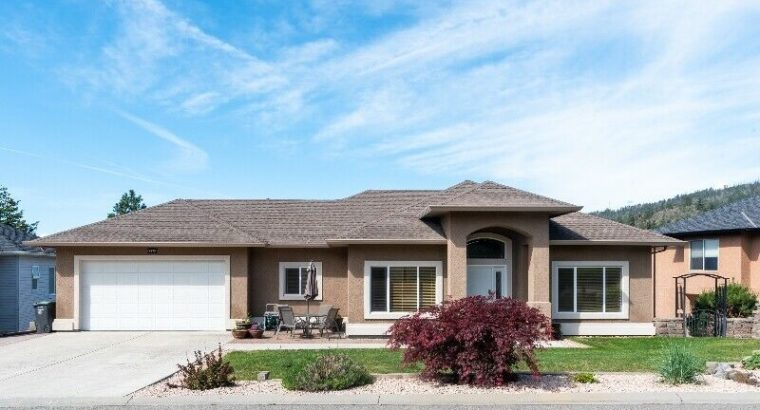 Stunning hme with gorgeous view of Shannon Lake Golf Course