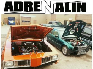 Adrenalin Auto is here to help!