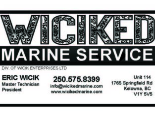 """""""Wiciked Mobile Marine Service""""."""