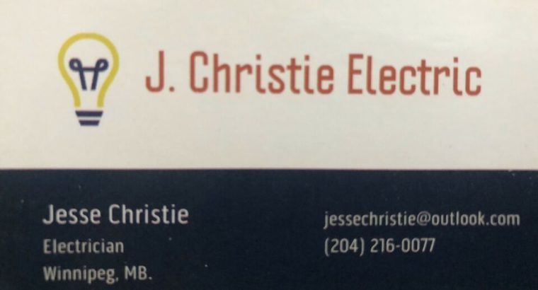 J. Christie Electric. Free quotes