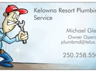 Plumber with 35 years experience