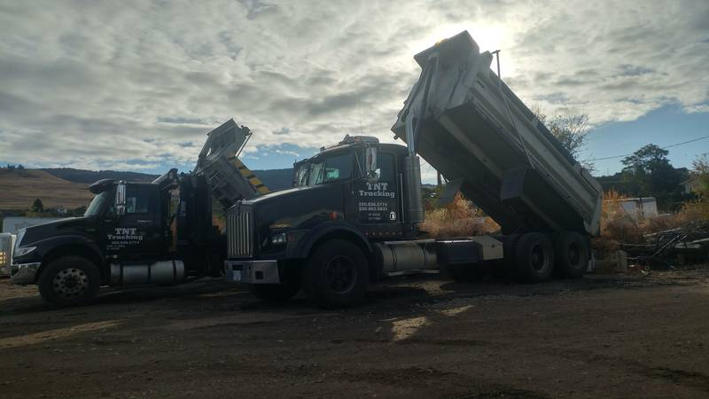 TNT Removal Delivery & Dump Service