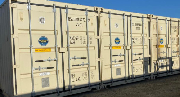 Secure Onsite Storage Container Rentals