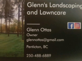 Landscaping and Lawncare