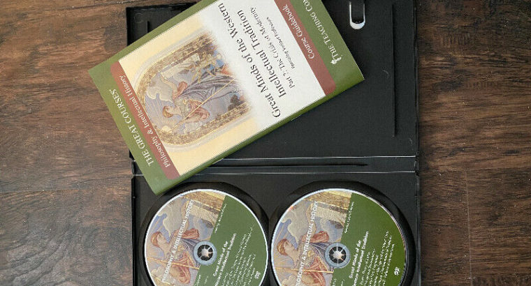 The Great Courses /Philosophy & Intellectual History