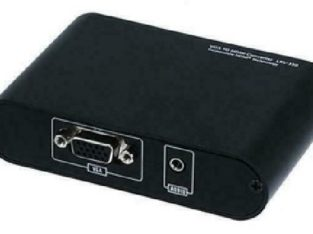 VGA + Audio to HDMI Full HD 1080P Converter – LKV-350