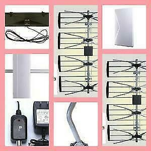 Christmas Sale! HDTV Digital Antenna, Amplified indoor HDTV Antenna, outdoor HDTV Antenna