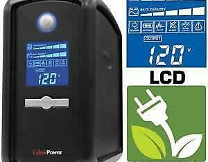 Promo! CyberPower Intelligent LCD CP1000AVRLCD 1000VA Tower UPS$184.99($219.99)