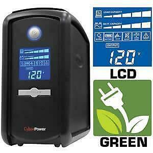 Promo! CyberPower Intelligent LCD CP1000AVRLCD 1000VA Tower UPS$184.99($219.99)