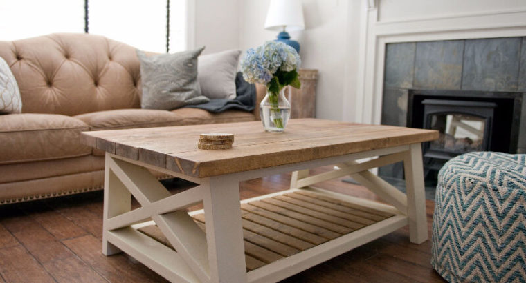 Rustic Handcrafted Farm Furniture