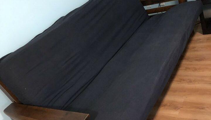 Large Futon – Solid Wood