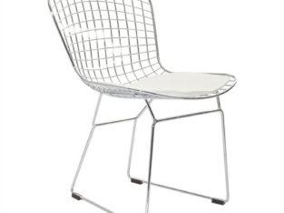 Nicer Furniture Bertoia White Chair