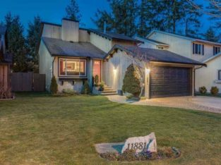 11881 CHERRINGTON PLACE Maple Ridge, British Columbia