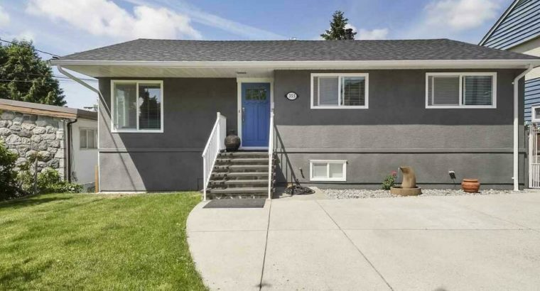 355 HYTHE AVENUE Burnaby, British Columbia