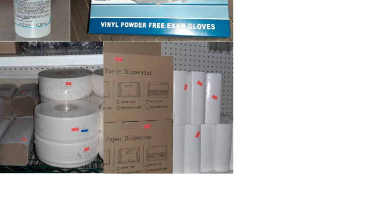 Hand Disinfective Liqvid, Tissue Roll, Paper Towel, Paper Napkin