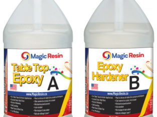 Magic Resin | Premium Quality Clear Epoxy | *2 Day Shipping*