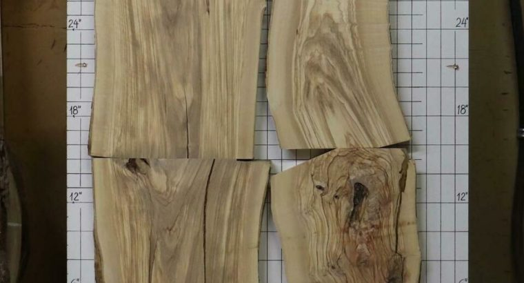 Olive wood shorts for charcuterie board