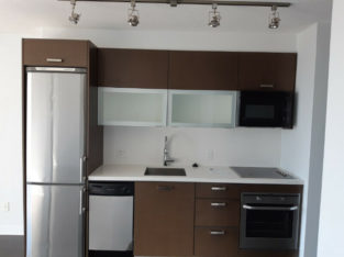 484sqft One bedroom and den high rise Condo