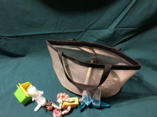 Bird carrier bag