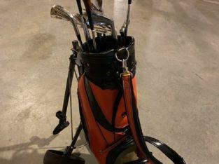 Men's Golf Clubs and Golf Bag