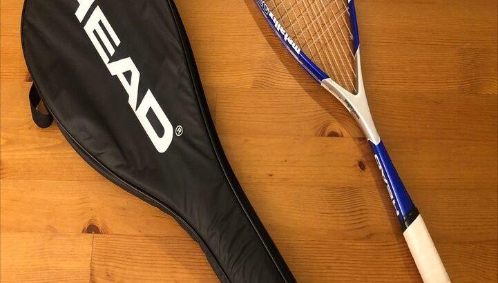 Head Metallix Squash Racket