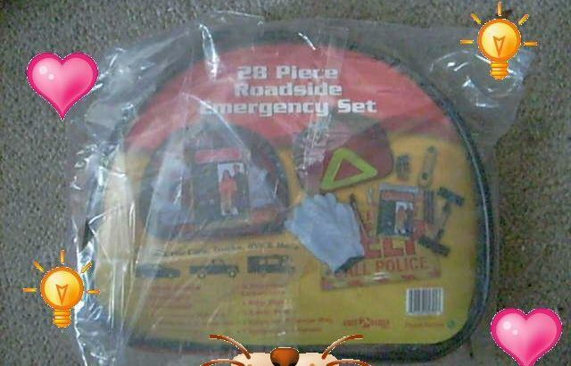 Hot Buy: Ruff & Ready Roadside Emergency Set (28-piece) – $18 (V