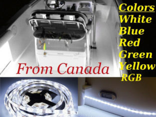 5M Waterproof 2835 300 LED Strip Light 300 LEDs Boat-Truck-Car