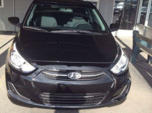 FUEL-EFFICIENT/GAS SAVING 2017 Hyundai Accent, Manual