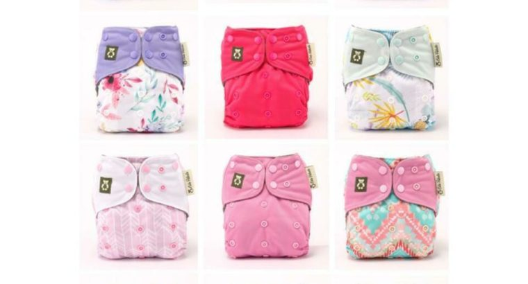 FREE SHIPPING TO YOUR DOOR!!! Cutie Patootie Premium Cloth Diapers and Accessories (FlexiNappy)