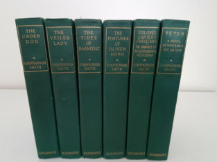 Book Collection by F. Hopkinson Smith