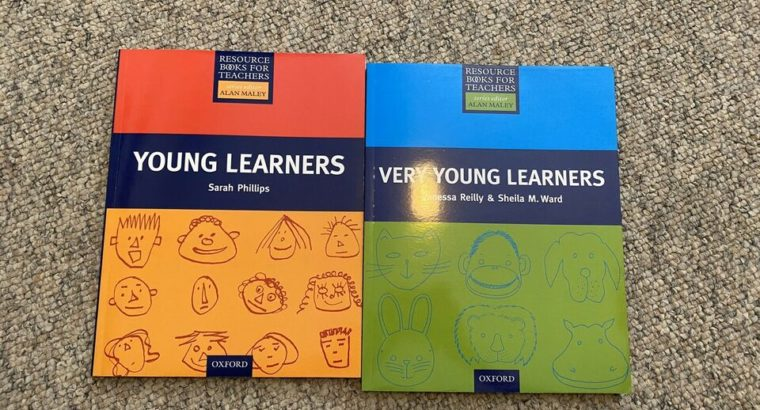 Resource books for teachers-young learners & very young learners