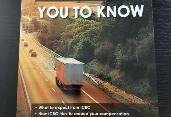 What ICBC Does Not What You To Know Book