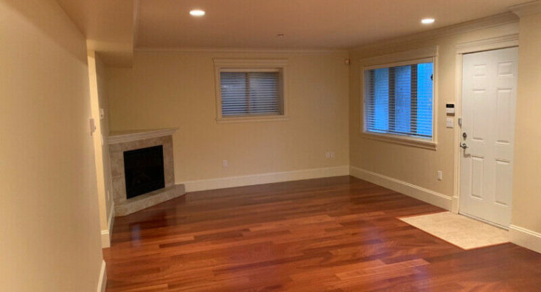 2 Bedroom basement in West Vancouver